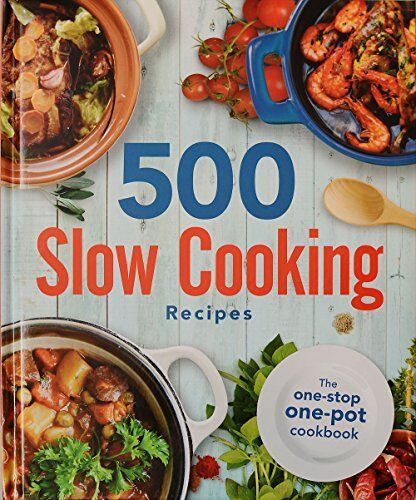 Slow Cooking,- 9781784401337