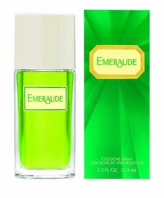 Emeraude Women Cologne (Emeraude Perfume by Coty 2.5 oz Cologne Spray for Women NEW IN)