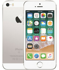 iPhone SE (white Silver 64GB) Excellent Condition!