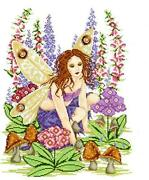 Fairy Cross Stitch Patterns