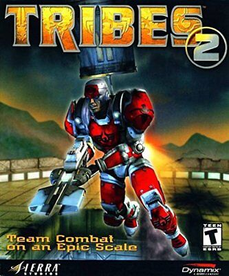 Best Seller Series: Tribes 2- PC GAME- Brand New Fast Ship (Best Gaming Pc Brands)