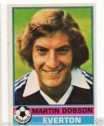 1970s Football Cards