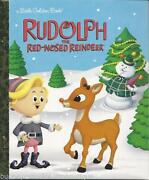 Rudolph The Red Nosed Reindeer Book