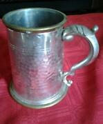 Pewter Tankard Pint