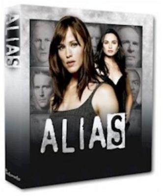 Inkworks Alias Season 4 Trading Card 3-Ring Binder Collectors Album Looseleaf