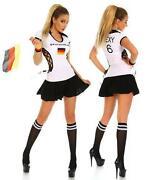 Fußball Kleid