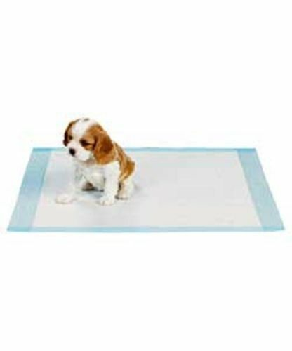 100 17x24 Disposable Underpad Pet Dog Cat Puppy House Training Wee Wee Pee Pad