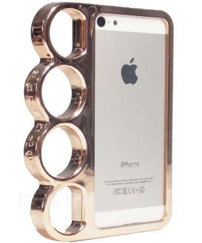 Brass Knuckle Iphone Plus Case