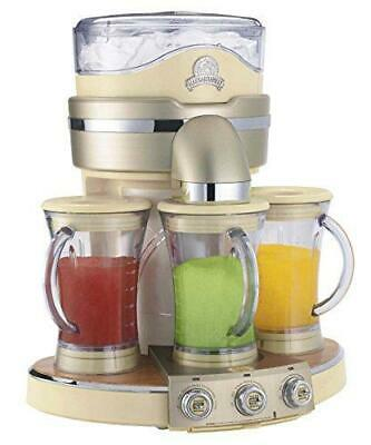 Margarita Ville Machine Blender Frozen Concoction Mixed Drink Maker Tahiti Mixer
