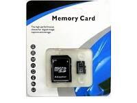 Micro SD SD card 64GB clas10 Brand new