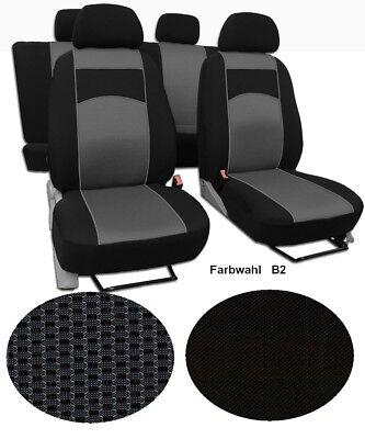 Opel Meriva I 02-10 5-Sitze Sitzbezüge Sitzbezug Schonbezüge Schonbezug Autositz