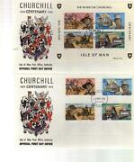 Winston Churchill Stamps