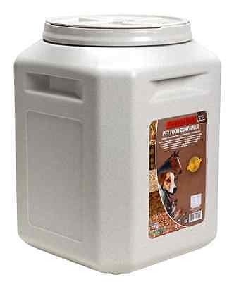 Vittles Vault 50-Pound Stackable Pet Food Storage Dog Cat Container Airtight ()