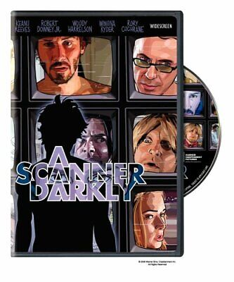 A Scanner Darkly (Widescreen) DVD