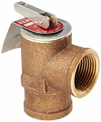 Watts 0342691 30 Psi Pressure Relief Valve Bronze 34 335 M2-030
