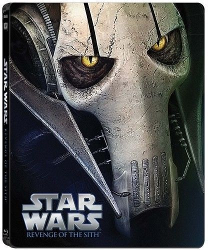 Star Wars Episode I through VI Blu-Ray/DVD Steelbook New Movies Choose One