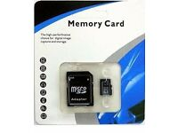 micro SD card 64GB clas 10. Brand New.