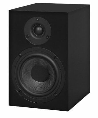 Pro-Ject Speaker Box 5 Gloss Black Passive Bookshelf Speakers (Pair) NEW