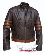 Wolverine Origins Leather Jacket