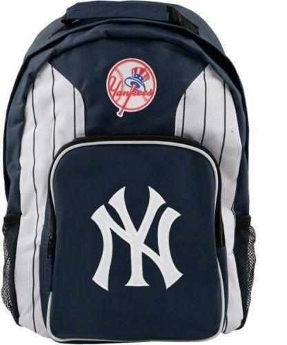 new york yankees backpack ebay. Black Bedroom Furniture Sets. Home Design Ideas
