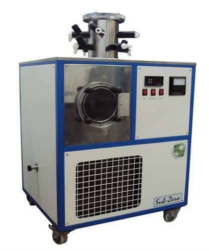 Lyophilizer (Freeze Dryer) 5.25 Liters