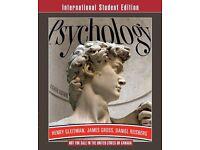 TEXTBOOK* Psychology (Eighth International Student Edition)