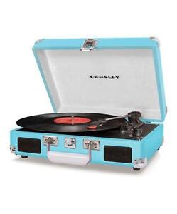 Incroyable Crosley Portable Turntable