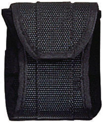 Handcuff Pouch -  Premium Black Cordura Duty Belt Pouches Rothco 10574
