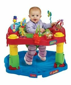 EVENFLO EXERSAUCER MEGA CIRCUS ACTIVE LEARNING CENTRE