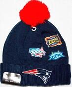 Patriots Super Bowl Hat