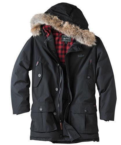 Woolrich Arctic Parka Black Friday