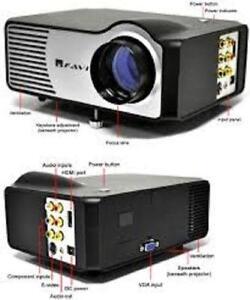used projector ebay