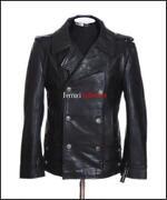 German Leather Coat