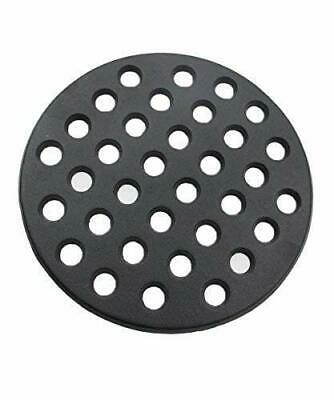 High Performance Charcoal (High Performance Cast Iron Charcoal Fire Grate Perfect for Large Big Green Egg)
