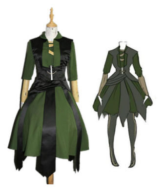 Marvel's The Avengers Loki Female dress Party prom cosplay costume
