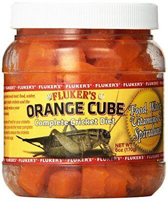 (Fluker's 6 oz Orange Cube Complete Cricket Diet)