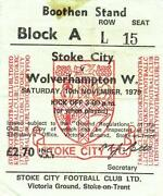 Stoke City Tickets