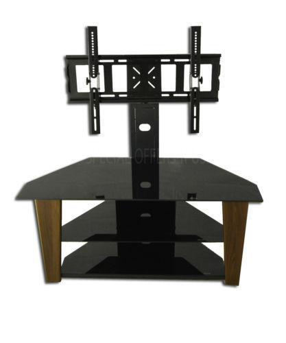 Black Wood Tv Stand Ebay