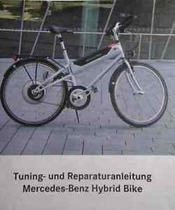 mercedes benz hybrid bike elektrofahrrad fahrrad ebay. Black Bedroom Furniture Sets. Home Design Ideas