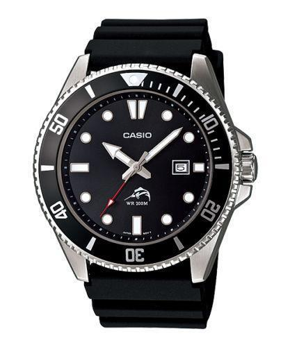 casio watch 200m diver