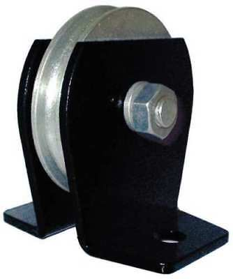 Zoro Select 5rrr1 Wire Rope Pulley Block 1000 Lb Load Cap.