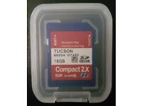 Hyundai Tucson Satellite Navigation Sat Nav SD Card Europe 96554-D7442