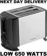Low Wattage Toaster