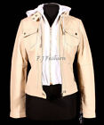 Leather Fleece Jacket Coats, Jackets & Vests for Women