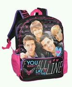 Big Time Rush Bag
