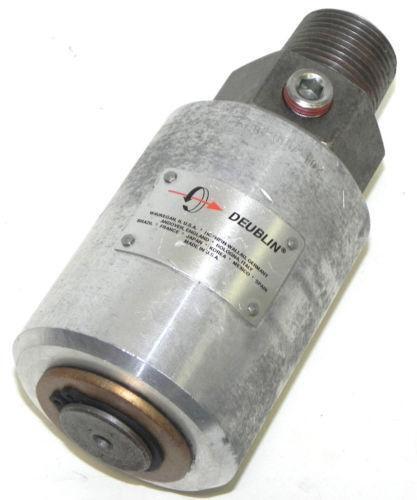 Deublin rotary union business industrial ebay for Cessna hydraulic motor identification