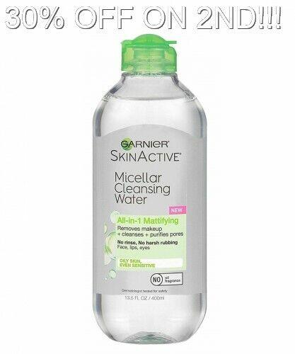Garnier SkinActive Micellar Cleansing Water All-in-1 Mattify