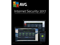 AVG Internet Security + PC TuneUp 2017 ONE PC for 2 years