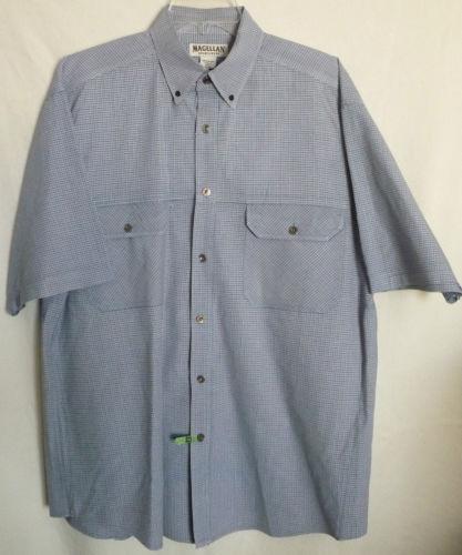 Magellan sportswear men 39 s clothing ebay for Magellan fishing pants