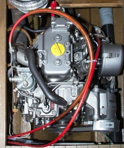 Yanmar 2GM20 16HP Diesel Boat Engine  Rebuilt for 2019 season  Ready to go!  Priced to sell !! | in Dorchester, Dorset | Gumtree